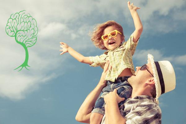عشق در پرورش فرزندان یک ویتامین قدرتمند است