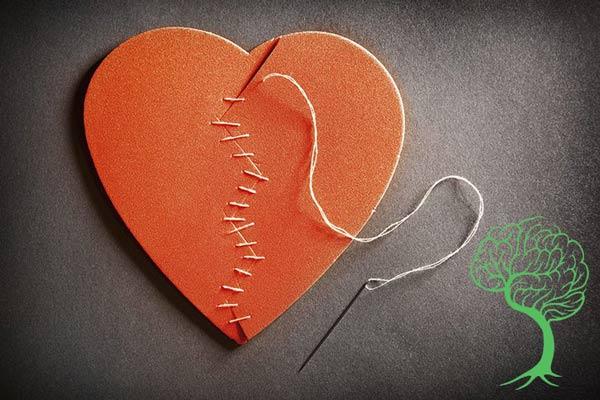 راهکارهای درمان شکست عشقی