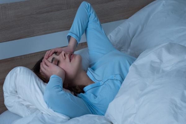 مشکلات خواب
