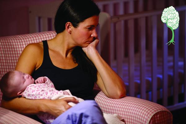 درمان های خانگی برای بهبود افسردگی پس از زایمان
