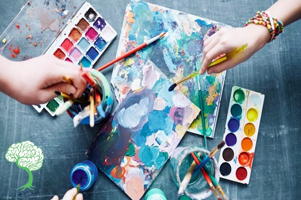 هنر به عنوان یک درمان