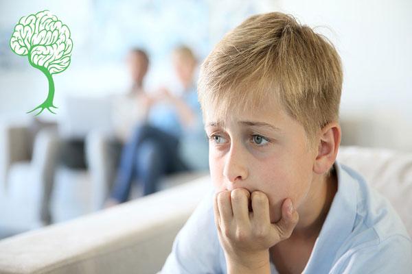 انواع اضطراب در کودکان